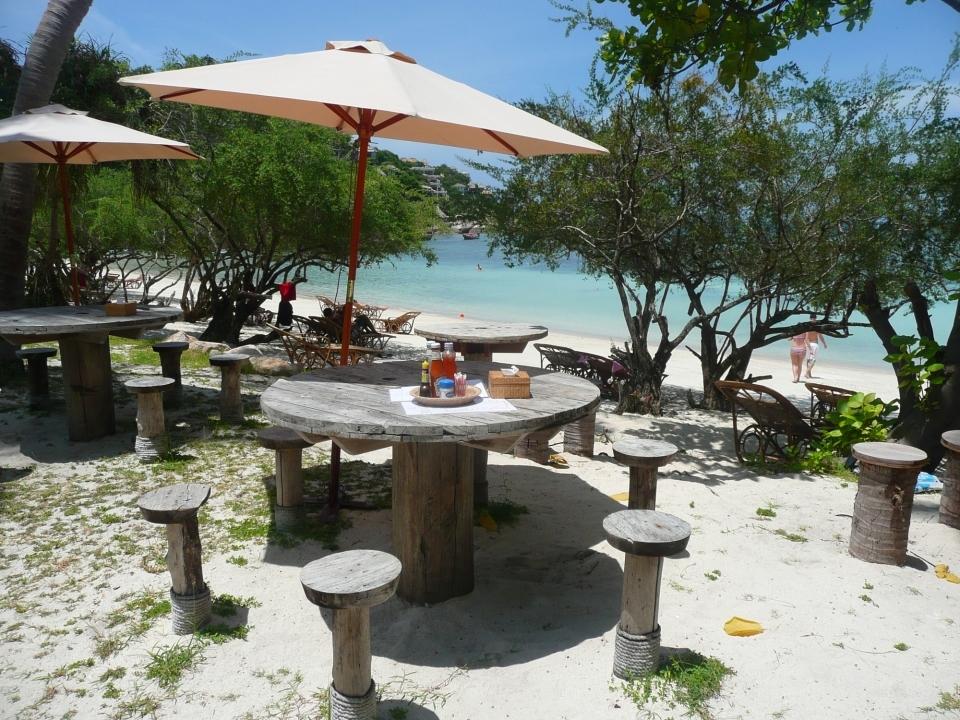 Tafeltjes strand