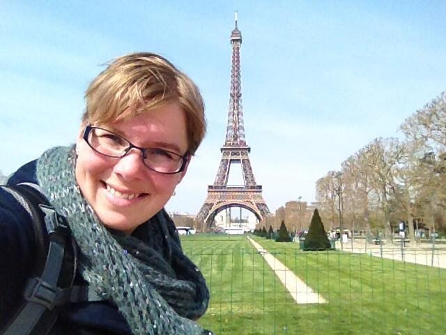 Marcella Molenaar Eiffeltoren